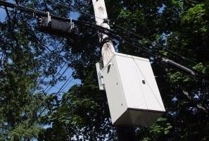 Installing Verizon FIOS fiber-optic Internet service to my house